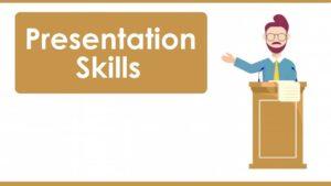 presentational skills for engineers