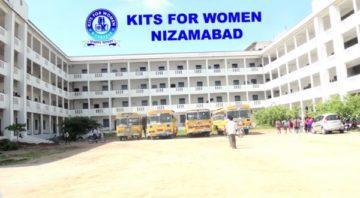 KAKATIYA INSTITUTE OF TECHNOLOGY AND SCIENCE FOR WOMEN, NIZAMABAD