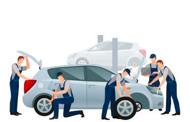 Key skills for automobile engineering