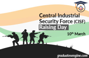 Central-Industrial-Security-Force-(CISF)-Raising-Day