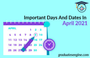 Important-Days-And-Dates-In-April-2021