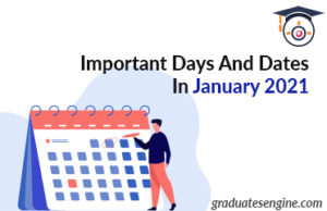 Important-Days-And-Dates-In-January-2021