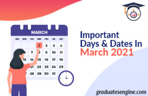 Important-Days-And-Dates-In-March-2021