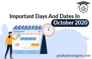 Important-Days-And-Dates-In-October-2020