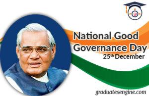 National-Good-Governance-Day