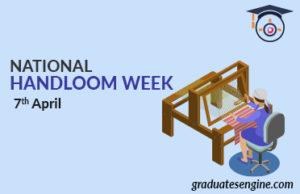 National-Handloom-Week