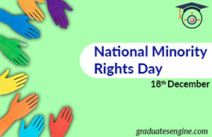National-Minority-Rights-Day