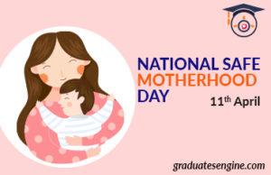 National-Safe-Motherhood-Day