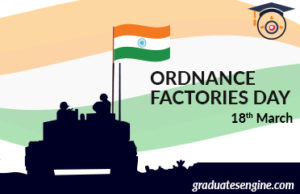 Ordnance-Factories-Day