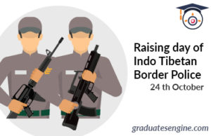 Raising day of Indo Tibetan Border Police