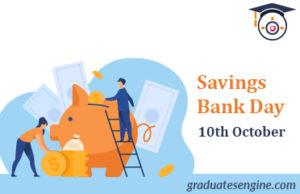 Savings Bank Day