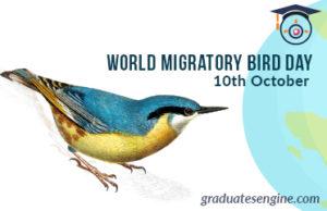 World-Migratory-Bird-Day