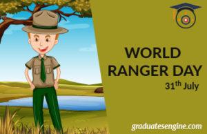 World-Ranger-Day