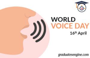 World-voice-day