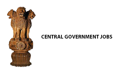 Central Government jobs 2021