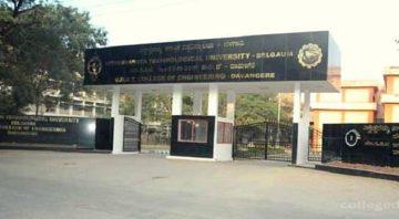 University BDT College of Engineering, Davangere