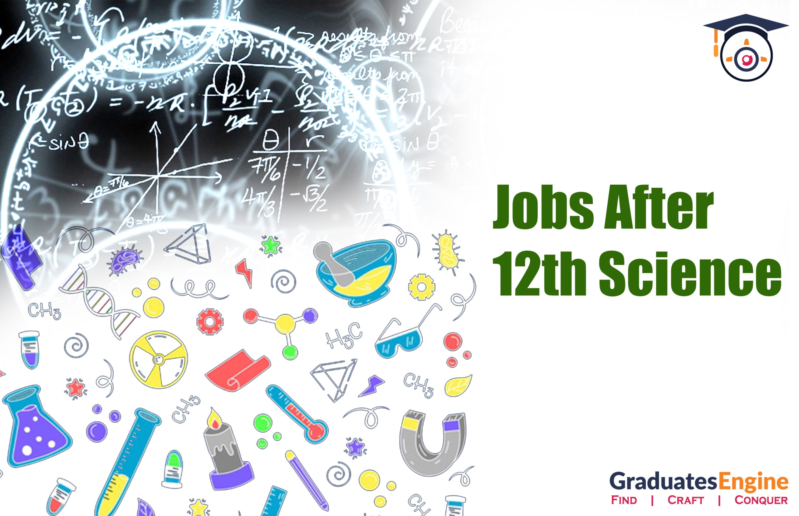 Jobs After 12th Science