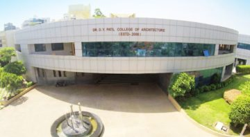 DR DY PATIL COLLEGE OF ARCHITECTURE AKURDI, PUNE