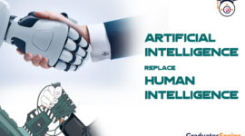 Can Artificial intelligence replace Human intelligence?