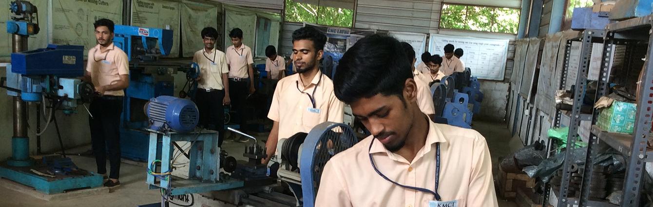 KMCT Polytechnic College, Kozhikode
