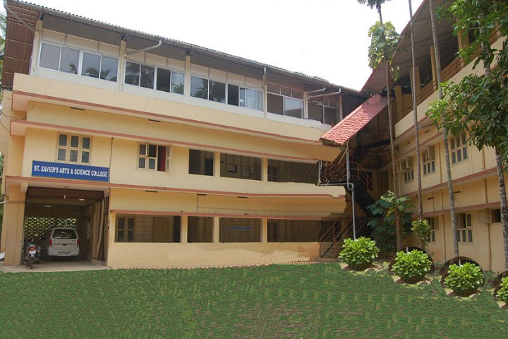 St Xavier's Arts and Science College (SXASC), Kozhikode