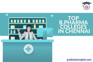 Top-B Pharm-Colleges-in-Chennai
