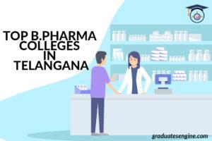 Top-B Pharm-Colleges-in--Telangana