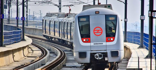 The Delhi Metro is a mass rapid transit system serving Delhi