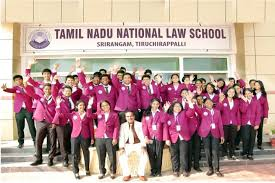 TAMIL NADU NATIONAL LAW UNIVERSITY – [TNNLU], TIRUCHIRAPPALLI