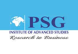 PSG INSTITUTE OF ADVANCED STUDIES – [PSGIAS], COIMBATORE