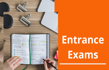 List of entrance-exams