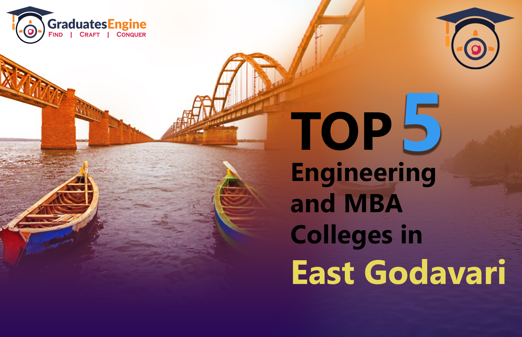 Top Five Engineering and MBA Colleges in East Godavari