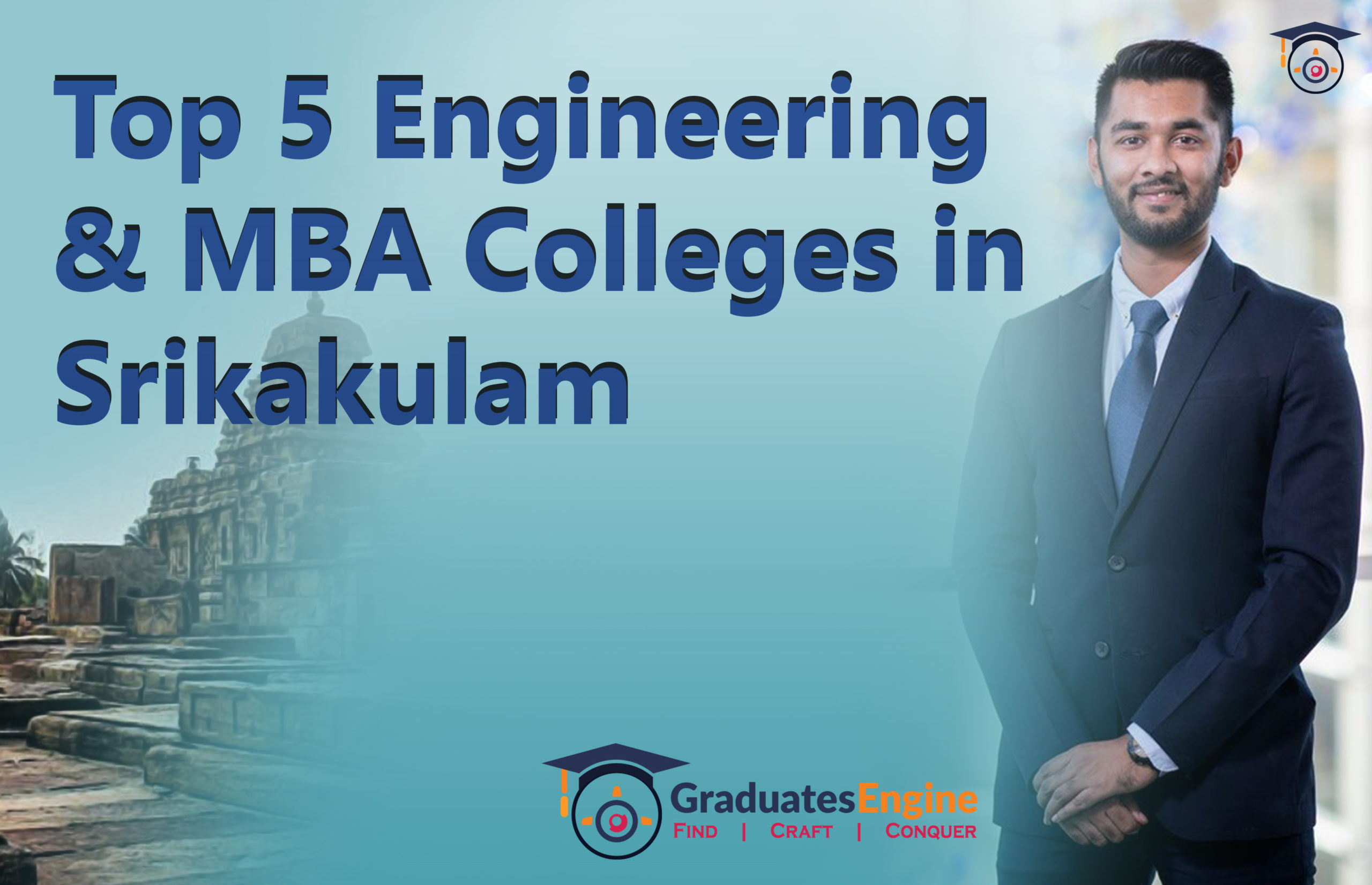 Top 5 Engineering and MBA Colleges in Srikakulam