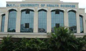 dr. ntr university
