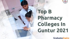 Top pharmacy colleges in Guntur