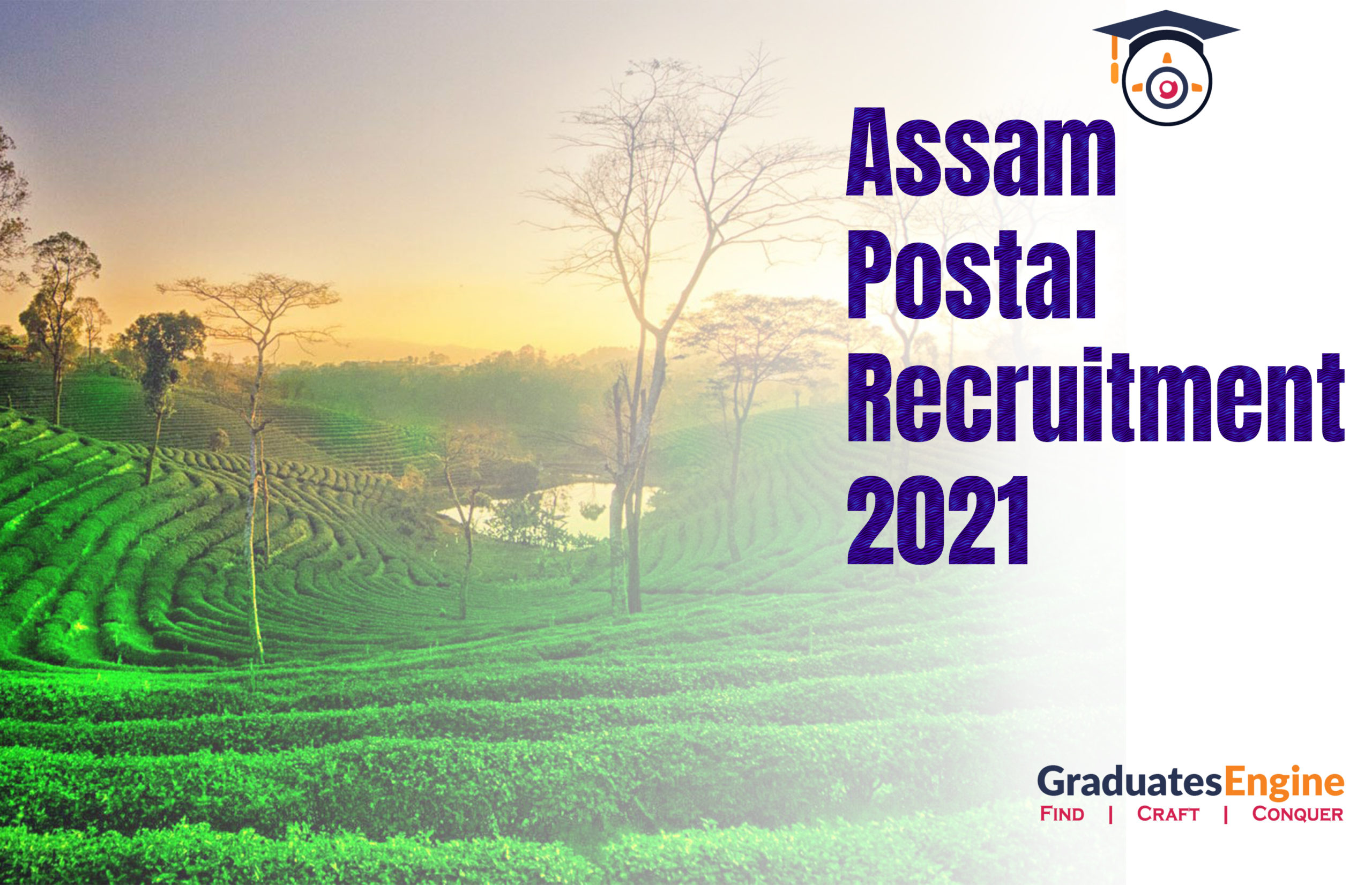 Assam Postal Recruitment 2021