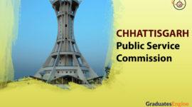 Chhattisgarh Public Service Commission – CGPSC | Exam Calendar
