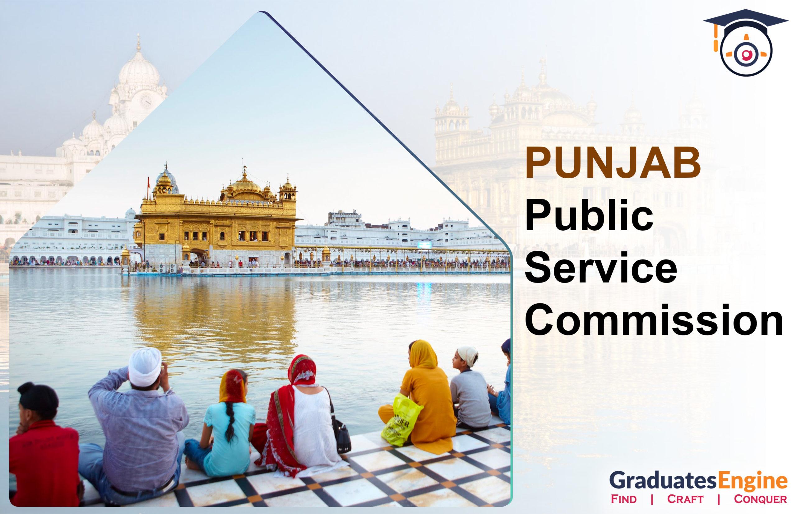 Punjab Public Service Commission – PPSC
