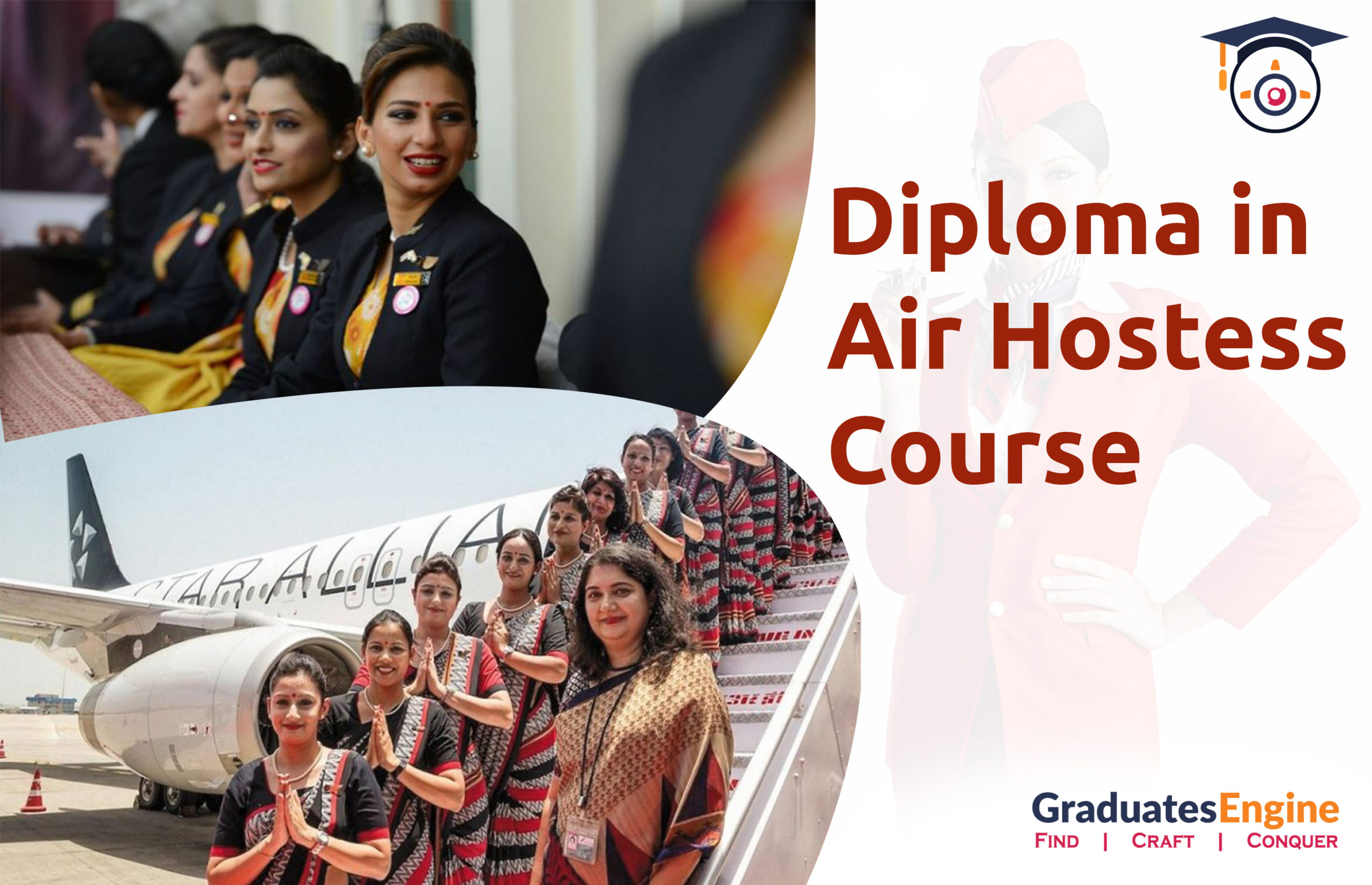 Diploma In Air Hostess course