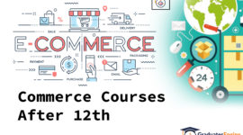 Commerce Courses After 12th