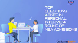 Top Questions Asked In Personal Interview Round Of MBA Admissions