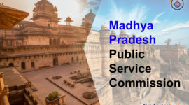 Madhya Pradesh Public Service Commission – MPPSC