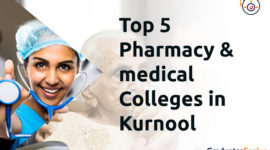 Top 5 Pharmacy Colleges in Kurnool | Top Medical Colleges in Kurnool