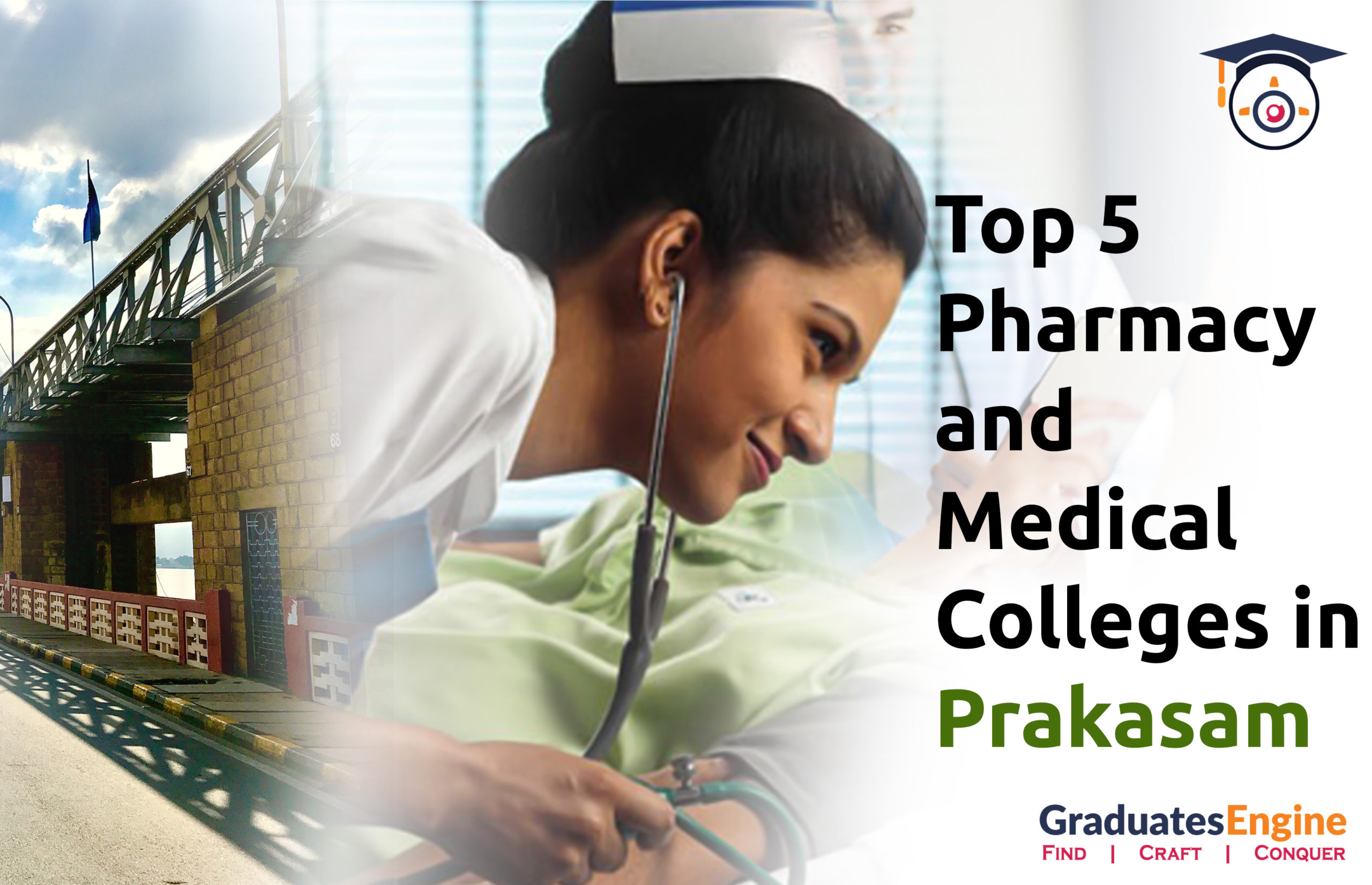 Top 5 Pharmacy and Medical Colleges in Prakasam | Fee Structure | Eligibility