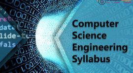 Educational News Computer Science Engineering Syllabus