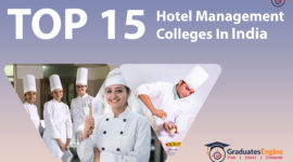 Top 15 Hotel Management courses in india