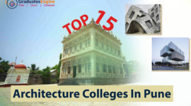 Top 15 architecture colleges in Pune