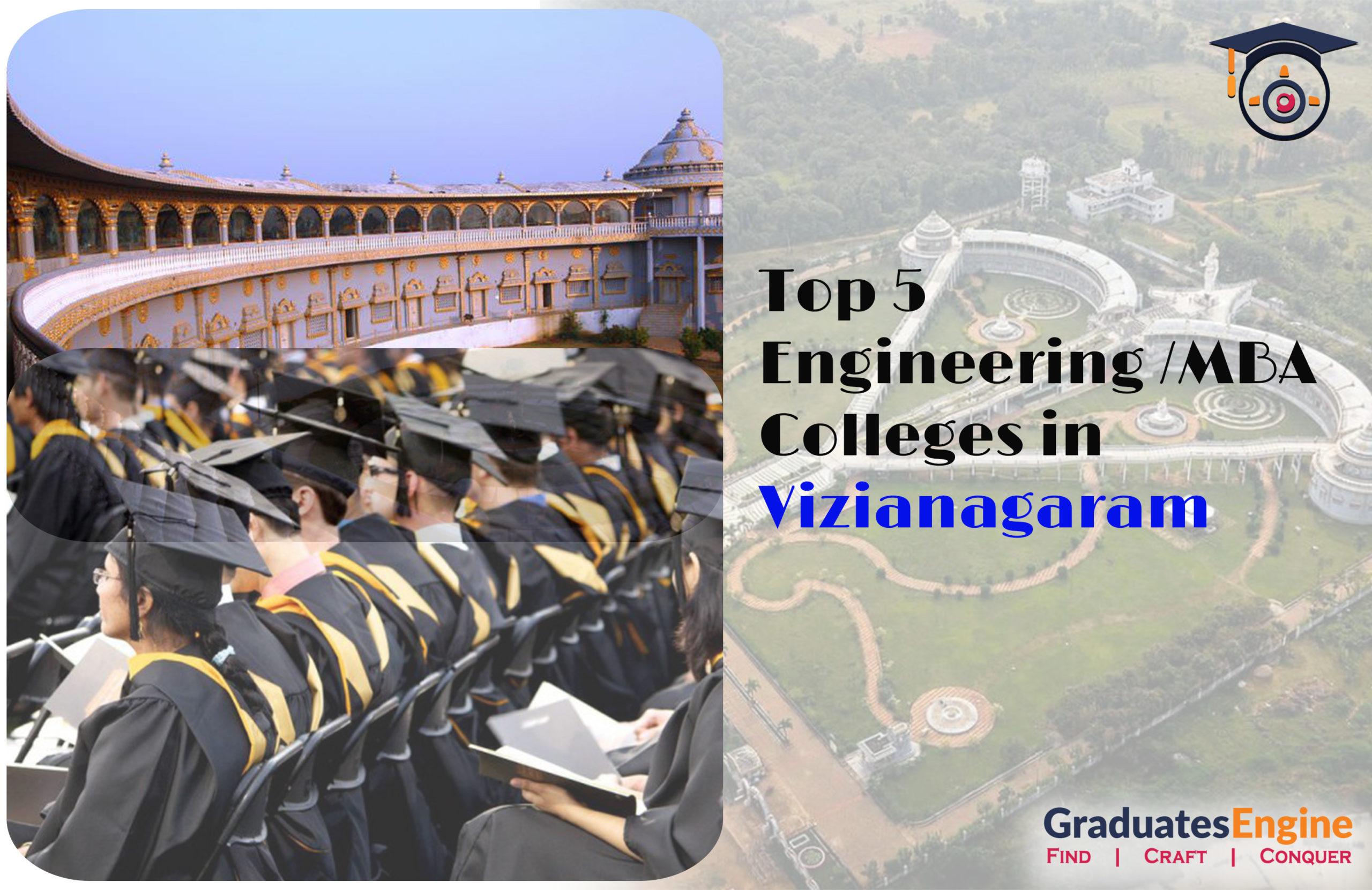 Top Engineering/MBA colleges in Vizianagaram