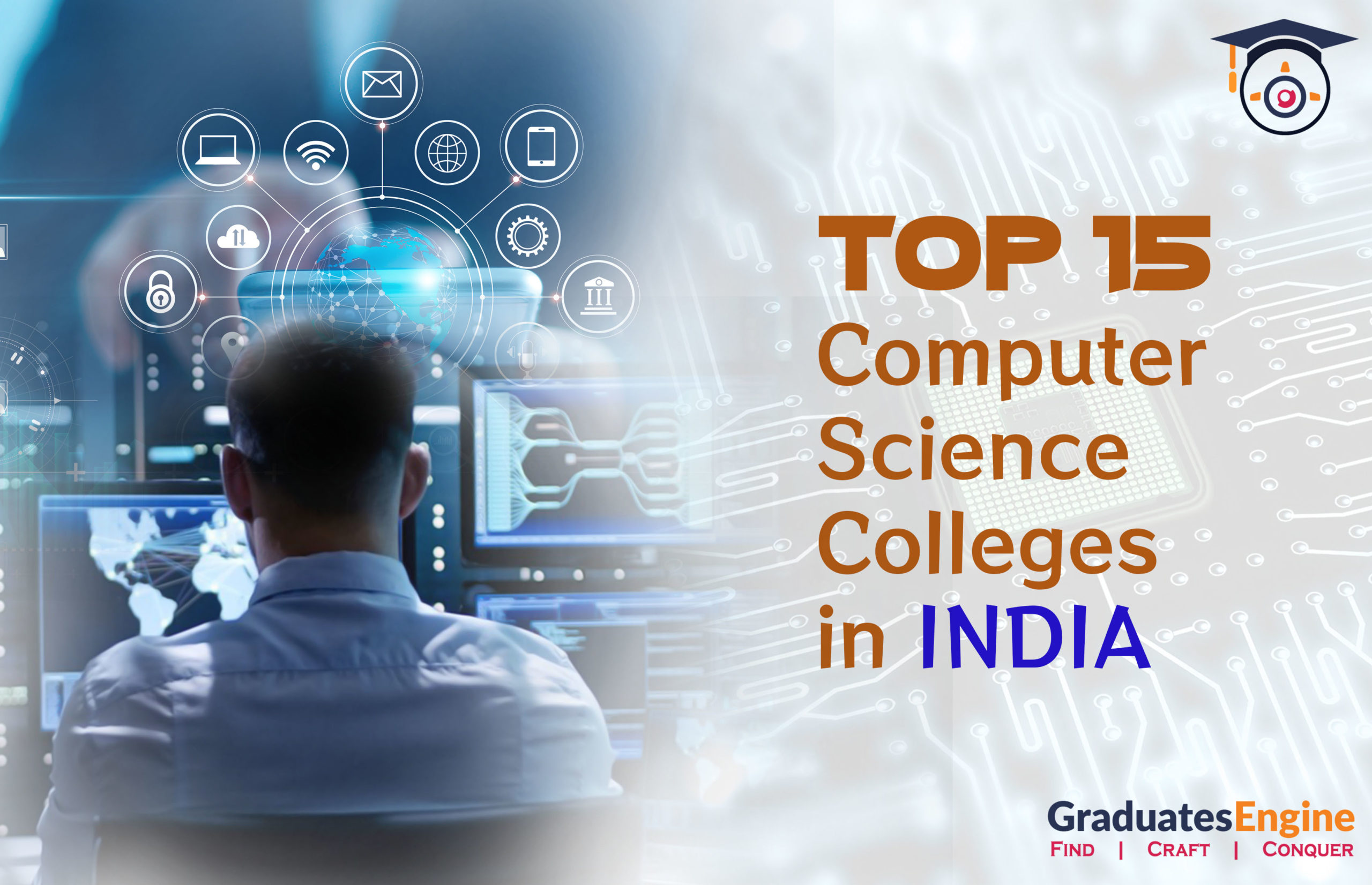 Top Fifteen Computer Science Colleges In India | Fee Structure |