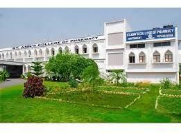 st.ann's college of pharmacy